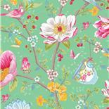 PiP III Behang Eijffinger Chinese Garden Groen 341005