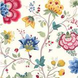 PiP III Behang Eijffinger Floral Fantasy White 341030