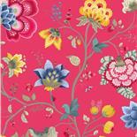 PiP III Behang Eijffinger Floral Fantasy Roze 341031