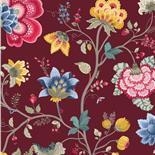 PiP III Behang Eijffinger Floral Fantasy Bruin 341033