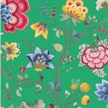 PiP III Behang Eijffinger Floral Fantasy Groen 341036