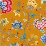 PiP III Behang Eijffinger Floral Fantasy Geel 341037
