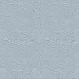 Arte Moooi Extinct Animals Dodo Pavone MO2095 Powdery Blue Behang