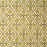 Behang Little Greene London Wallpapers IV Bayham Abbey 1880 Citrine