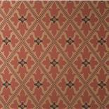 Behang Little Greene London Wallpapers IV Bayham Abbey 1880 Spanish Gold