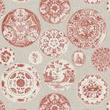 Behang Arte Flamant Les Mémoires 80071 Céramique