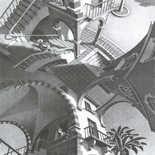 Behang Arte M.C. Escher 23182 Fotobehang