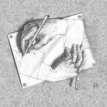 Behang Arte M.C. Escher 23185 Fotobehang