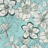 Behang AS Creation Urban Flowers 327983