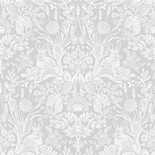 Behang Dutch First Class Glasshouse Bexley grijs-wit