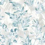 Behang Dutch First Class Glasshouse Cedar grijs-blauw