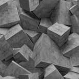 Behang Dutch Wallcoverings Hexagone L505-19