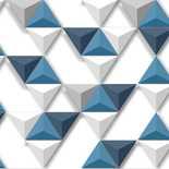 Behang Dutch Wallcoverings Hexagone L575-01