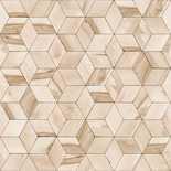 Behang Dutch Wallcoverings Hexagone L592-07