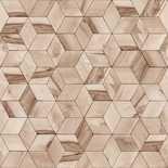 Behang Dutch Wallcoverings Hexagone L592-08