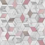 Behang Dutch Wallcoverings Hexagone L593-03
