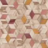 Behang Dutch Wallcoverings Hexagone L593-10