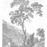 Behang Dutch Wallcoverings KEK Engraved Landscape I WP.312