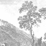 Behang Dutch Wallcoverings KEK Engraved Landscape I WP.322