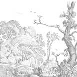 Behang Dutch Wallcoverings KEK Engraved Landscape III WP.319