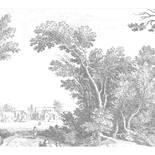 Behang Dutch Wallcoverings KEK Engraved Landscape V WP.326