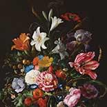 Behang Dutch Wallcoverings KEK Golden Age Flowers V WP.231