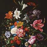 Behang Dutch Wallcoverings KEK Golden Age Flowers V WP.232