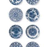 Behang Dutch Wallcoverings KEK Royal Blue Plates WP.373