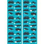 Behang Dutch Wallcoverings KEK vehicles turquoise WP.014