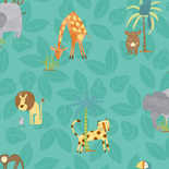 Behang Dutch Wallcoverings Make Believe 12542