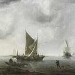 Behang Dutch Wallcoverings Painted Memories 8002