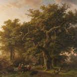 Behang Dutch Wallcoverings Painted Memories 8010