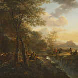 Behang Dutch Wallcoverings Painted Memories 8022