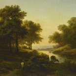 Behang Dutch Wallcoverings Painted Memories 8031