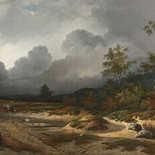 Behang Dutch Wallcoverings Painted Memories 8032