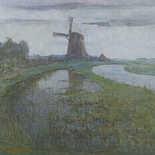 Behang Dutch Wallcoverings Painted Memories 8033