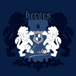 Behang Esta Home Hearts & Heroes 114921
