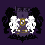 Behang Esta Home Hearts & Heroes 114922
