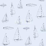 Behang Esta Home Regatta Crew 136431