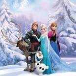 Behang Komar Disney Frozen