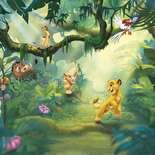 Behang Komar Disney Lion King Jungle