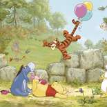 Behang Komar Disney Winnie Pooh Ballooning
