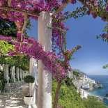 Behang Komar Flowers & Textures Amalfi