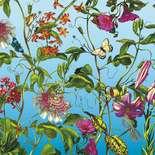 Behang Komar Flowers & Textures Jardin