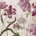 Behang Komar Flowers & Textures Merian