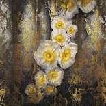 Behang Komar Flowers & Textures Serafina