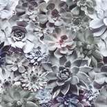 Behang Komar Flowers & Textures Shades