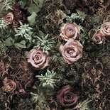 Behang Komar Flowers & Textures Velvet