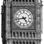 Behang Komar Munich Design Big Ben