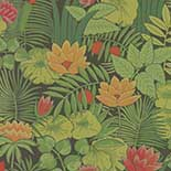 Behang Little Greene 20th Century Papers Reverie 1971 Jungle